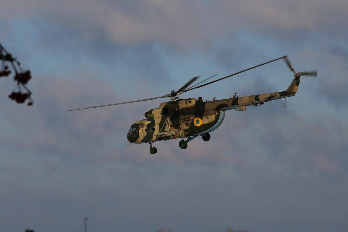 Повідомлення про замінування Вінницького аеропорту не завадило польотам військових льотчиків