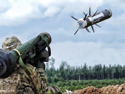 Пентагон підписав угоду щодо виробництва Javelin для України