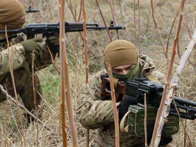 Трансформація малих тактичних груп на полі бою