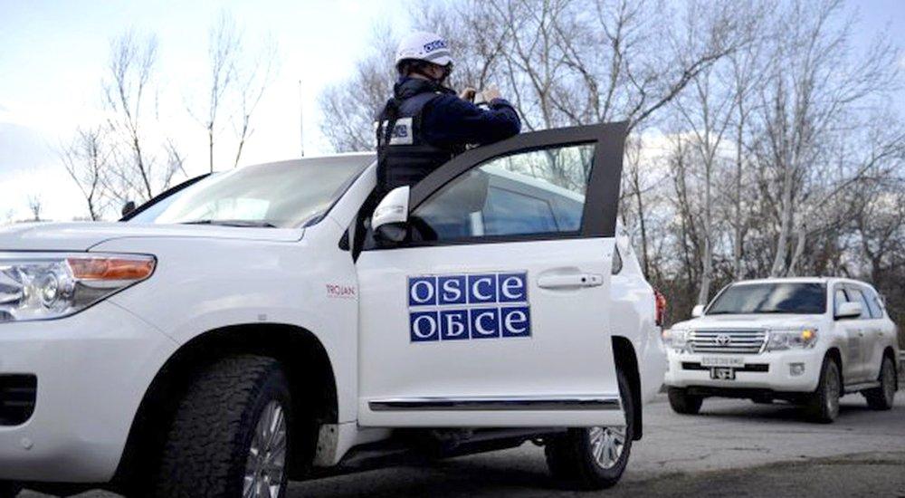 Спостерігачів ОБСЄ  вчергове не пустили на тимчасово окуповану територію