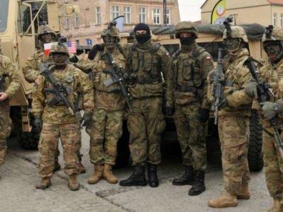 У Польщі почалися масштабні військові навчання за участі США