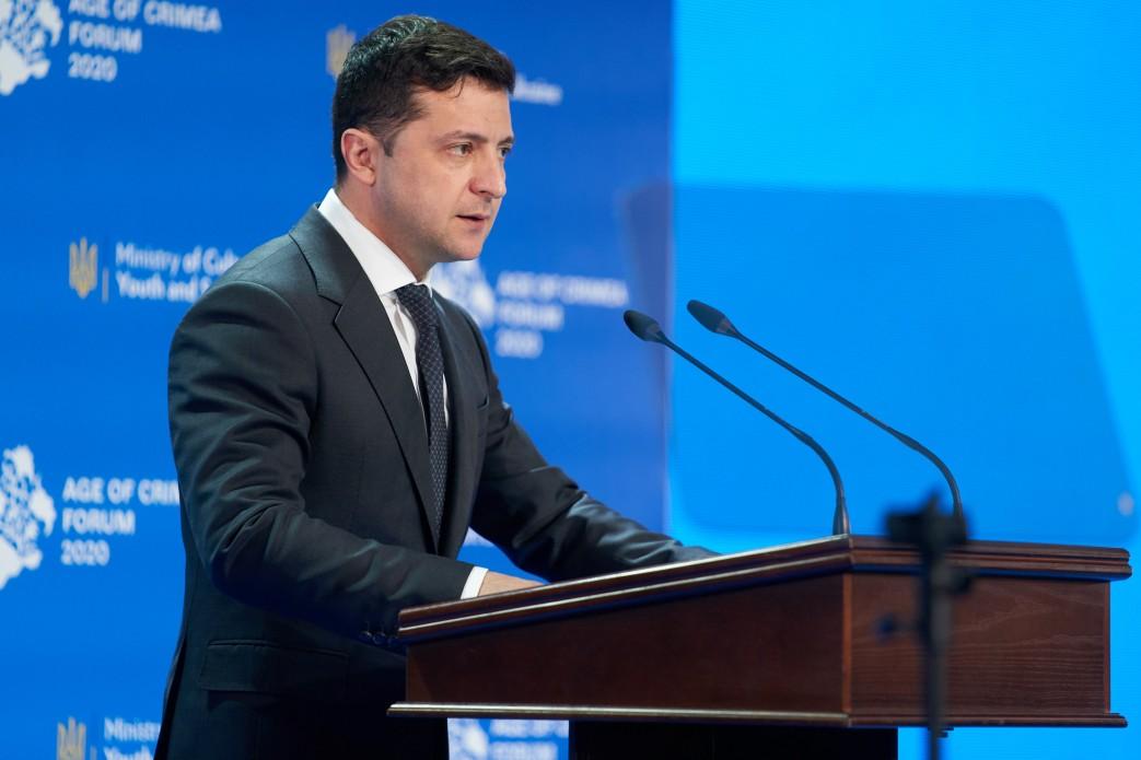 Президент України запроваджує 26 лютого День спротиву окупації Криму та Севастополя