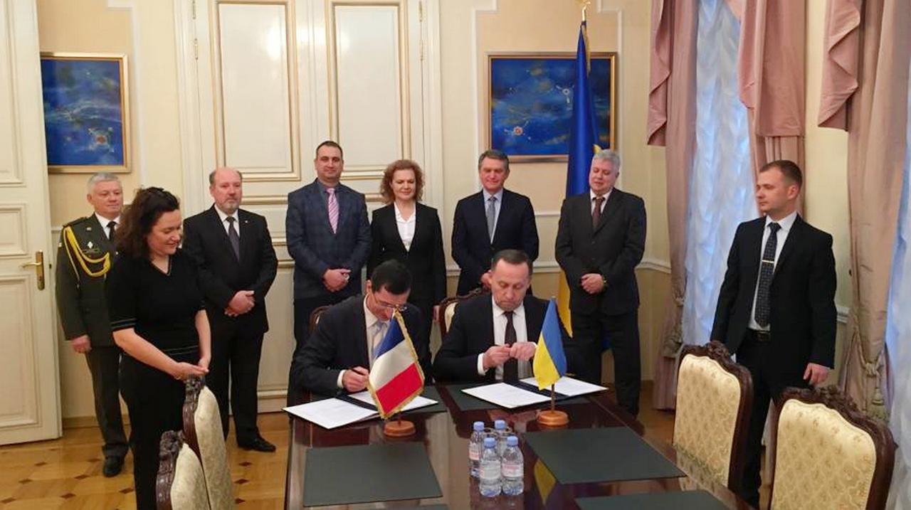 Відновлено роботу Спільної міждержавної Українсько-Французької комісії в галузі озброєння і військової техніки