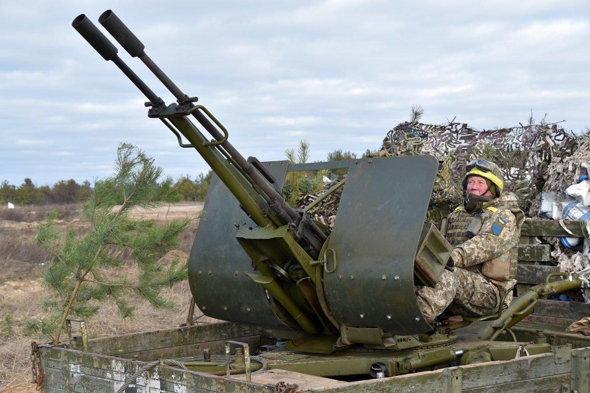 До бою готові! Командувач  Сухопутних військ перевірив бойову підготовку та нагородив найкращих військовослужбовців
