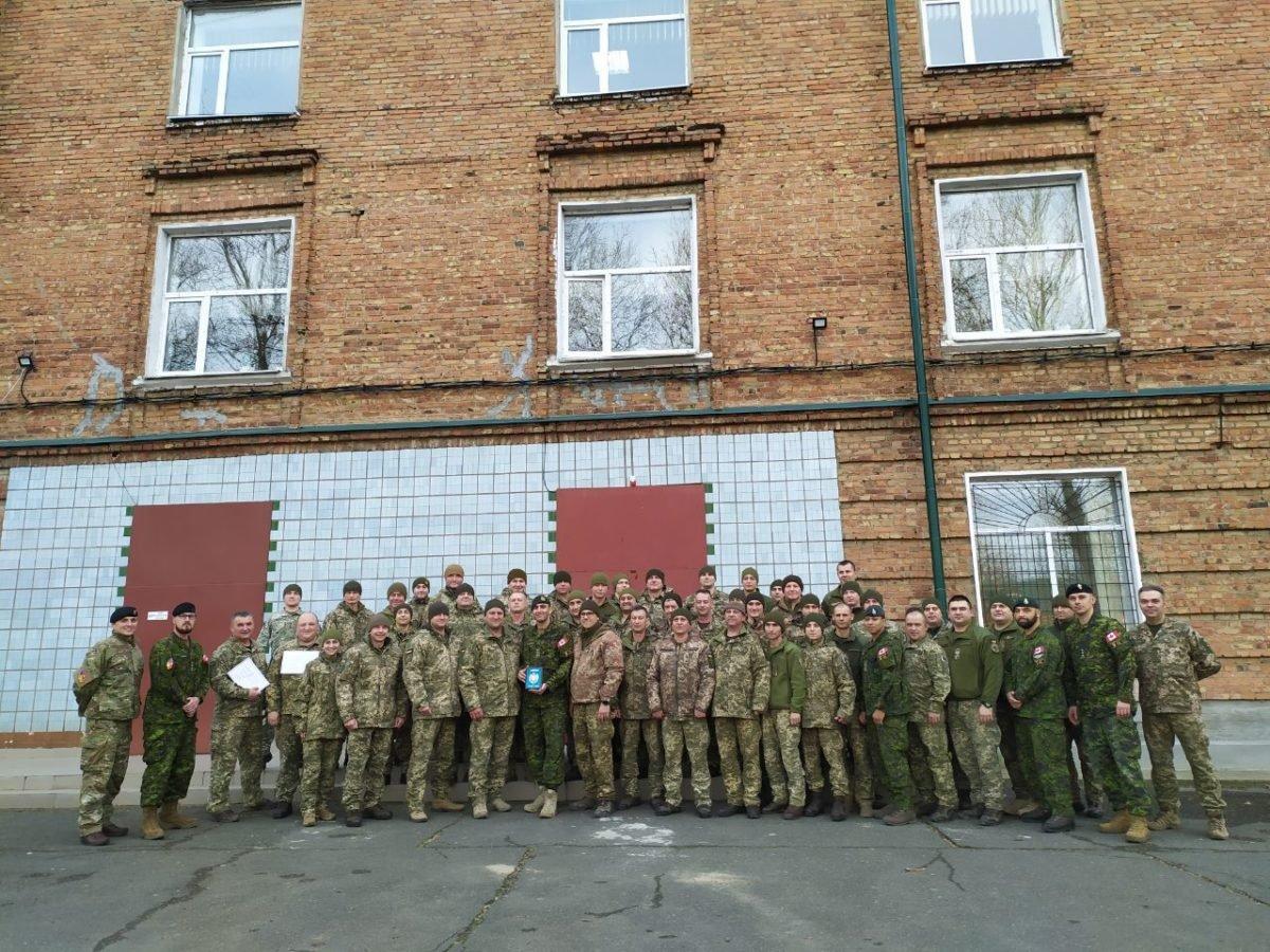 У Миколаєві завершилась підготовка морпіхів за програмою штабного курсу НАТО TLP