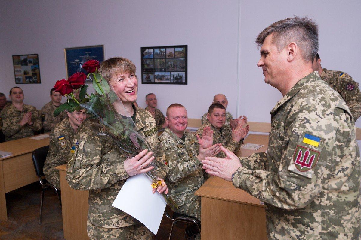 Професійний сержантський корпус ЗС України: в НУОУ завершено підготовку слухачів курсів лідерства підвищеного рівня
