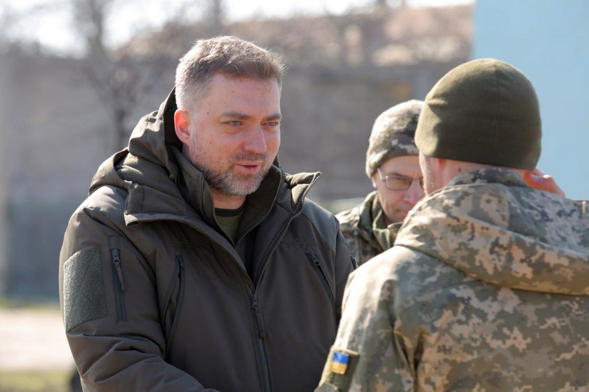 Міністр оборони нагородив українських морських спецпризначенців відомчими відзнаками