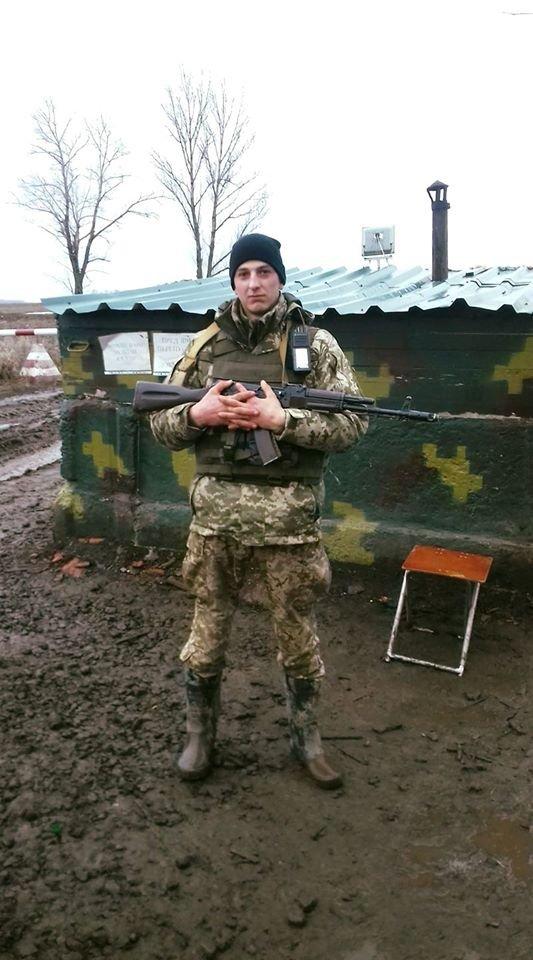 «Щоранку я будив частину, співаючи Гімн України»