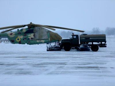 Усі авіаційні бригади Повітряних Сил готові протистояти примхам погоди