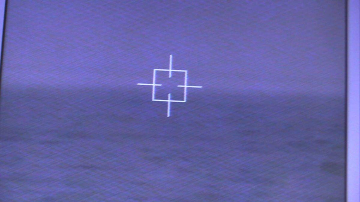 В Азовському морі стріляли катери ВМС