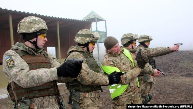 У Запоріжжі готують перший в Україні взвод військової поліції за стандартами НАТО