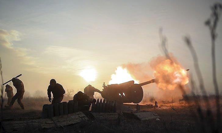 Україна повідомить про наступ окупантів на Донбасі державам-учасницям ОБСЄ