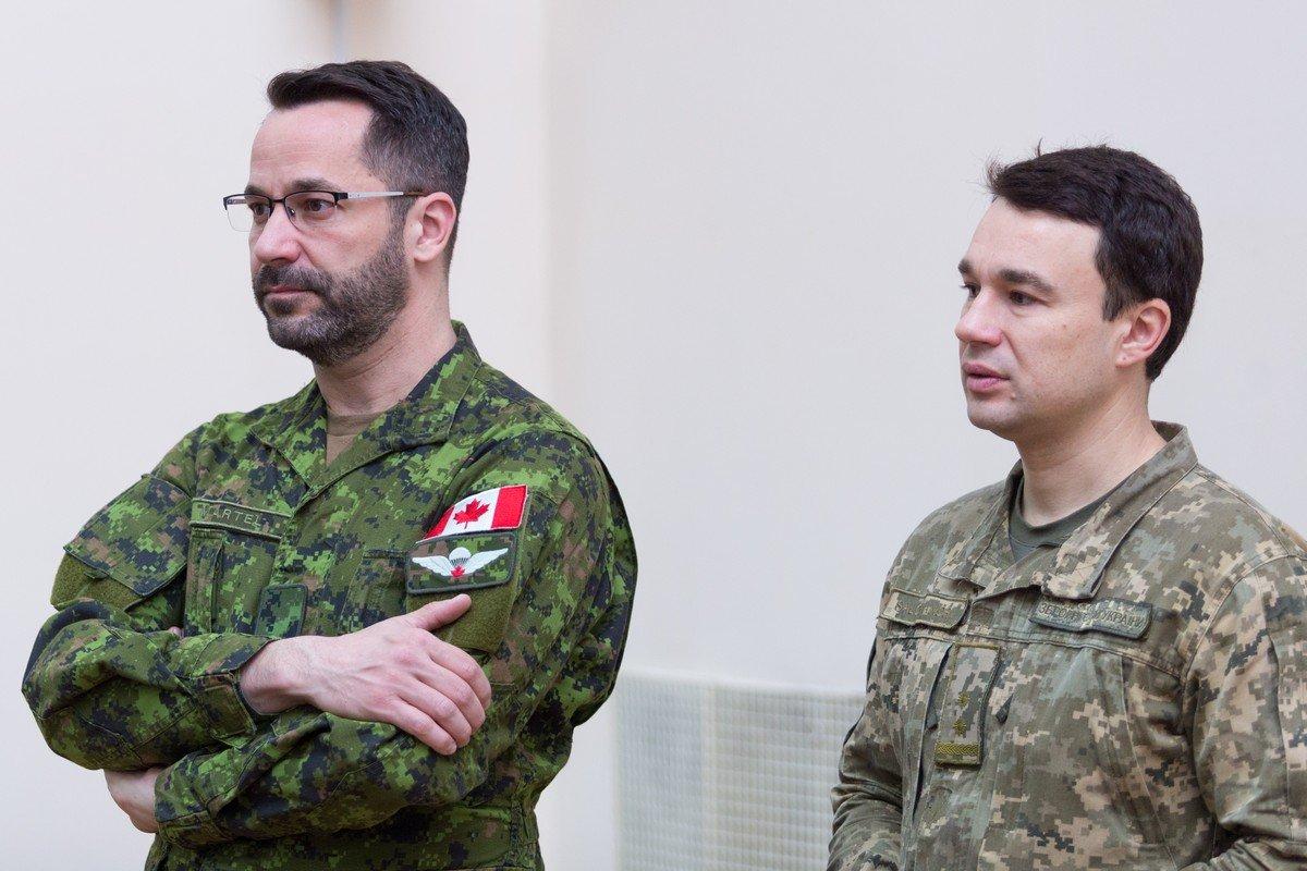 В НУОУ розпочався курс оборонного бізнес-планування під керівництвом канадських фахівців