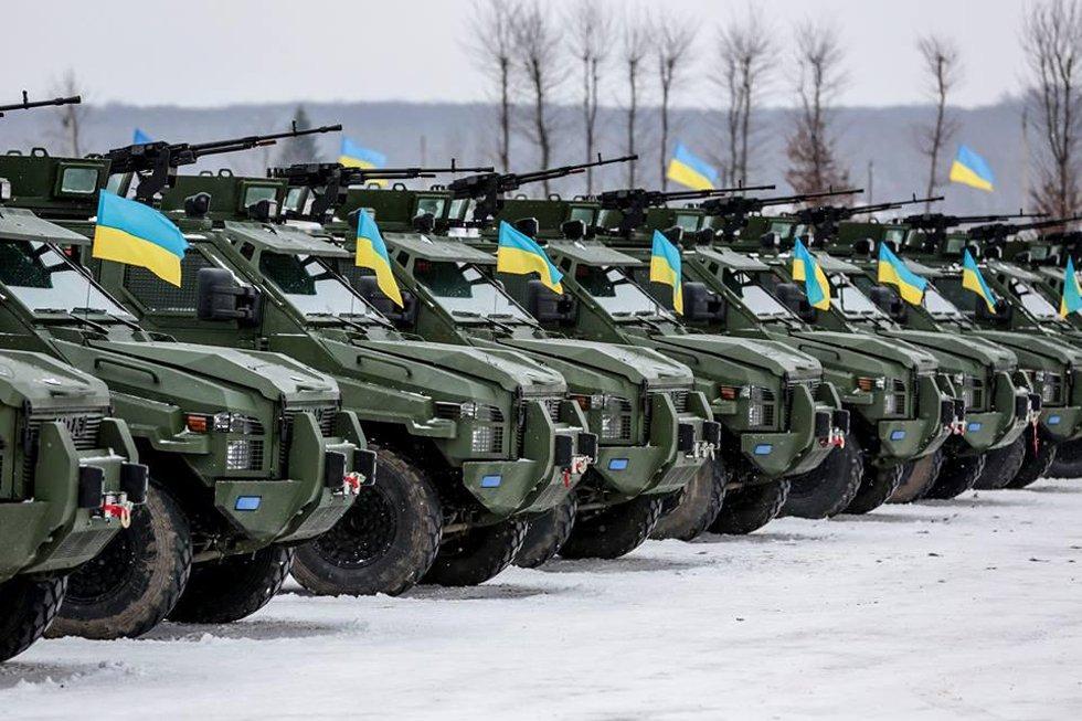 Торік до війська надійшло понад 7400 нових та модернізованих зразків ОВТ
