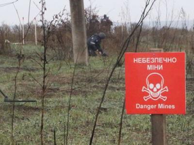 Україна не виробляє та не використовує протипіхотні міни