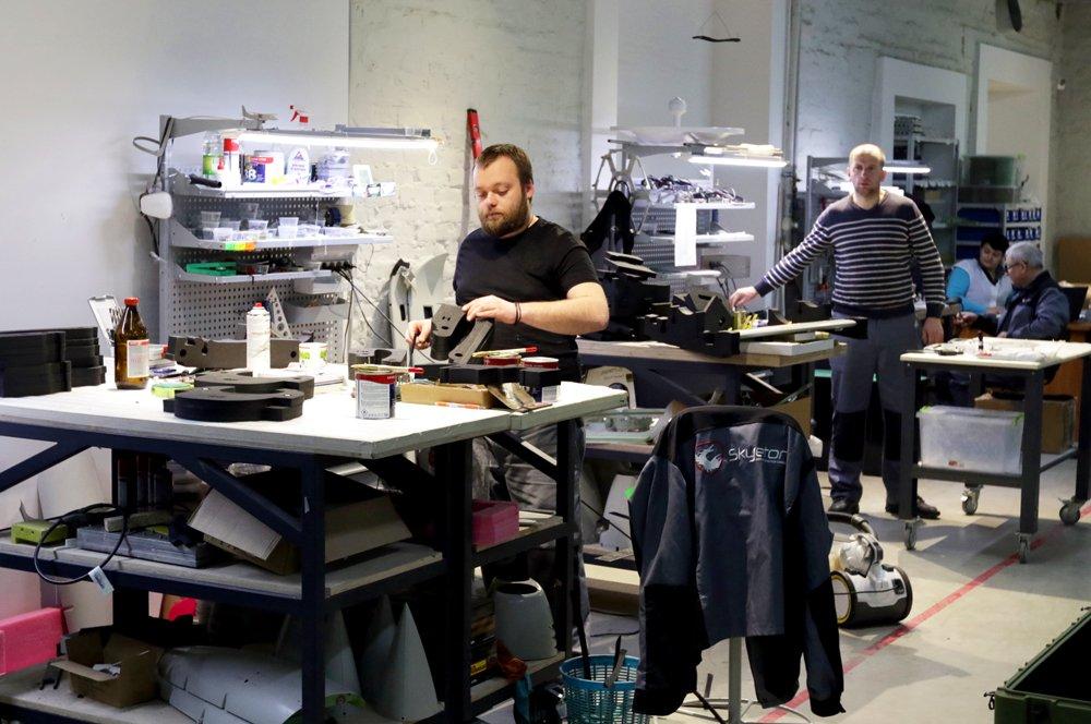 Компанія «Скаетон» кидає виклик виробникам комплексів РЕБ