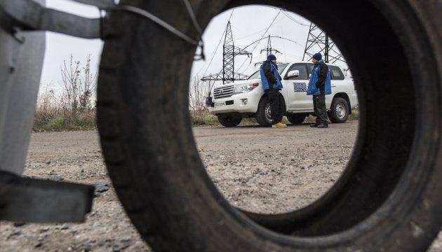 З початку року окупанти понад 90 разів перешкоджали роботі місії ОБСЄ