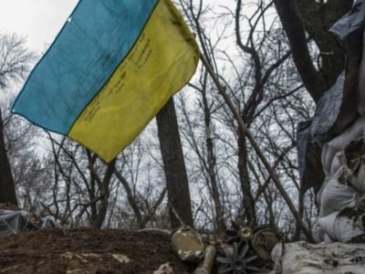 З початку доби окупанти шість разів обстріляли українські позиції