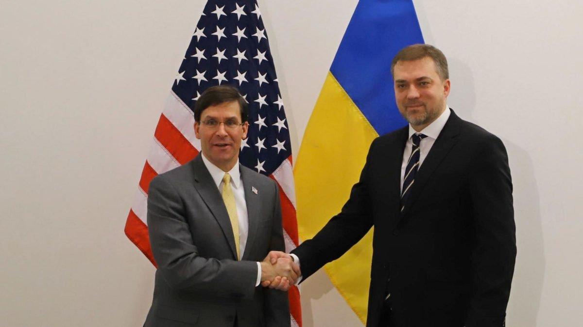 У Брюсселі відбулася зустріч Міністрів оборони України та США