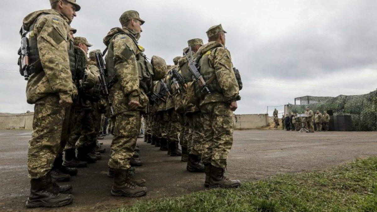 Представник штабу Командування Сухопутних військ ЗСУ розкрив деталі призову офіцерів запасу в 2020 році
