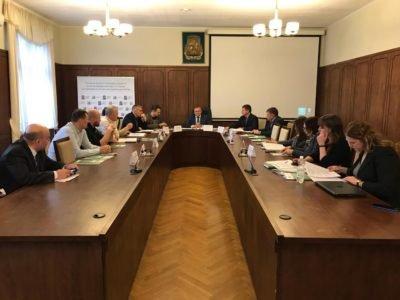 У Києві обговорили можливості працевлаштування учасників АТО/ООС