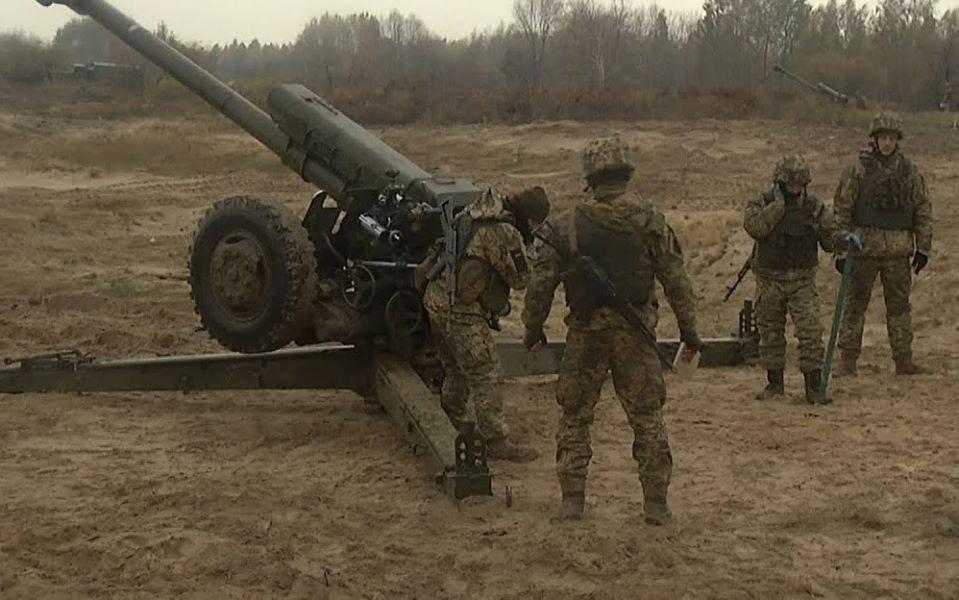 Артилеристи ДШВ– кращі серед артилерійських підрозділівОТУ «Північ»