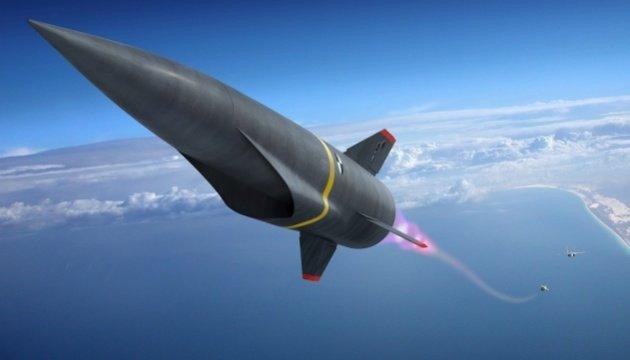 ВПС США закрили програму з розроблення гіперзвукової зброї через брак коштів