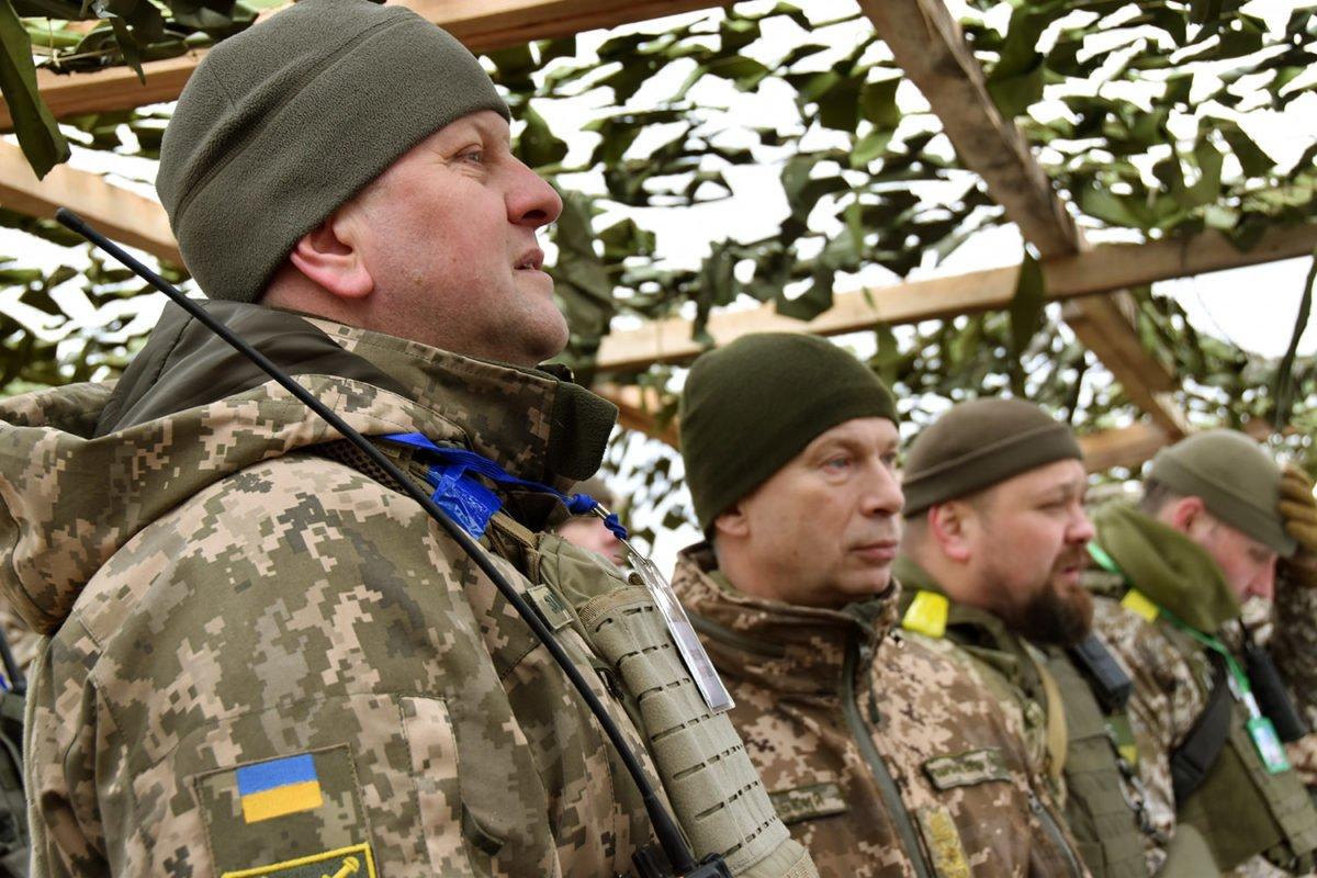 «Робота вже почалася, і результати її будуть вражаючі» – командувач Сухопутних військ ЗСУ генерал-лейтенант Олександр Сирський