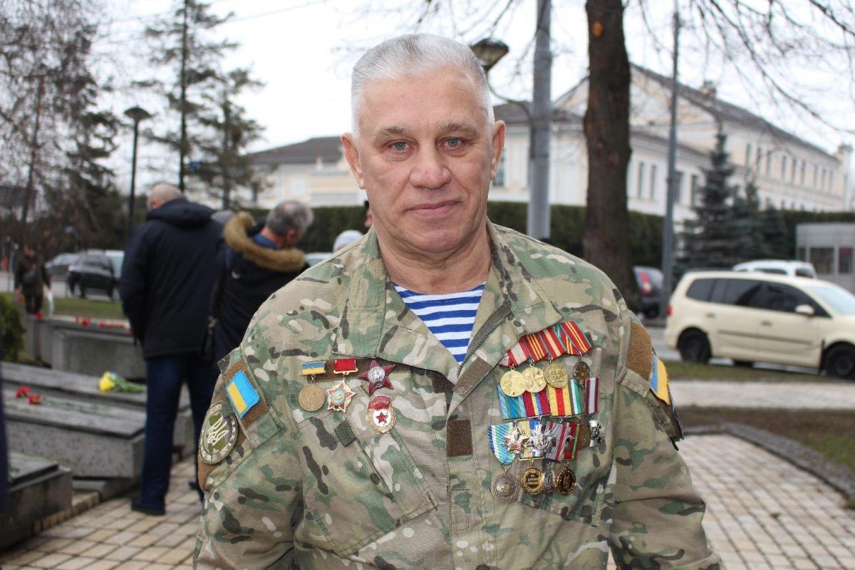 «Наші противники нас поважали…» – атовець та воїн-афганець Володимир Юрченко