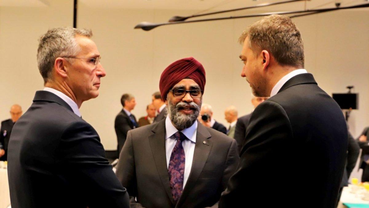 Україна відповідає критеріям для приєднання до програми Партнерства розширених можливостей НАТО