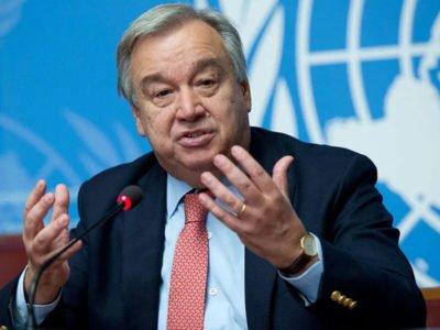 Генеральний секретар ООН закликав припинити бойові дії у Нагірному Карабасі та повернутися до діалогу