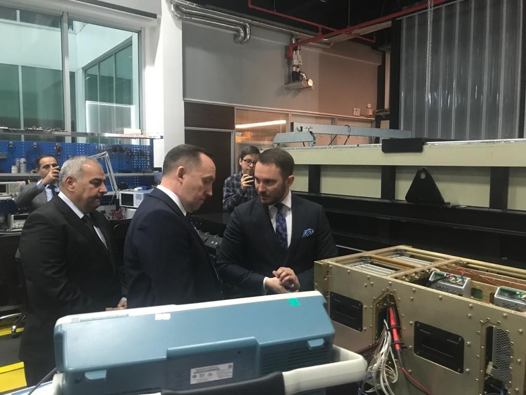 Делегація Міноборони обговорила з турецькими колегами активізацію співробітництва у військово-технічній сфері
