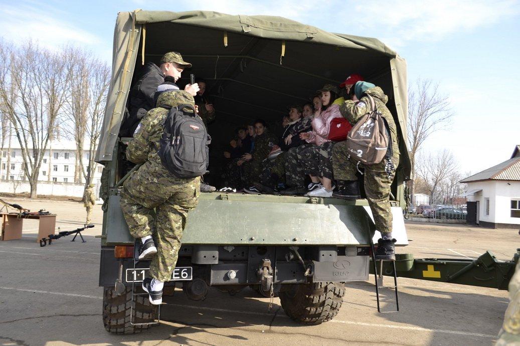 Один день в армії