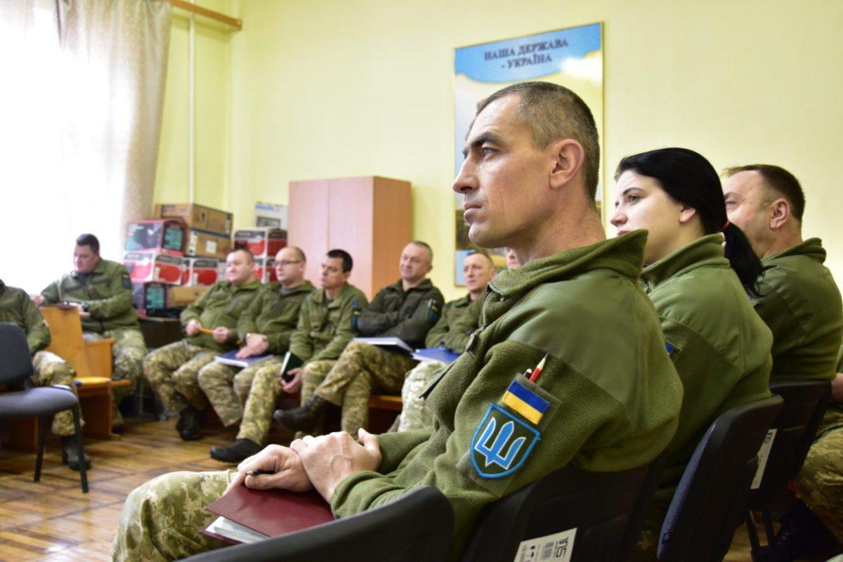 Тренінг для армійських керівників: як стати лідером і менеджером у війську
