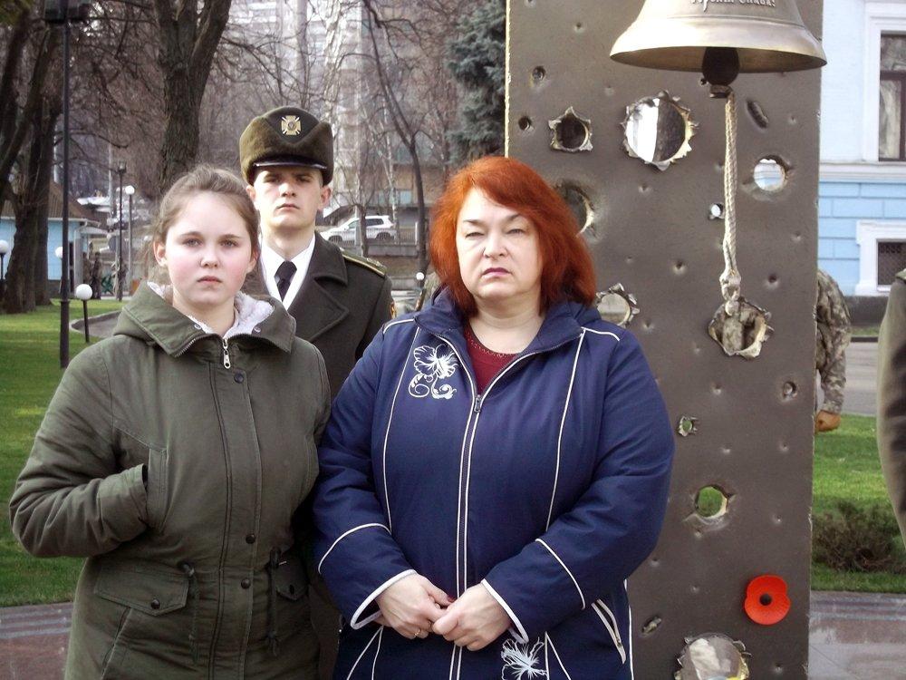 Сестра полеглого воїна теж мріє пов`язати життя з армією