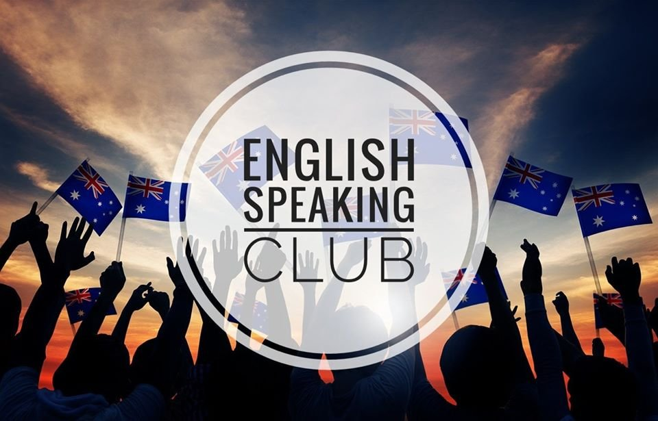 Can a former soldier speak English?