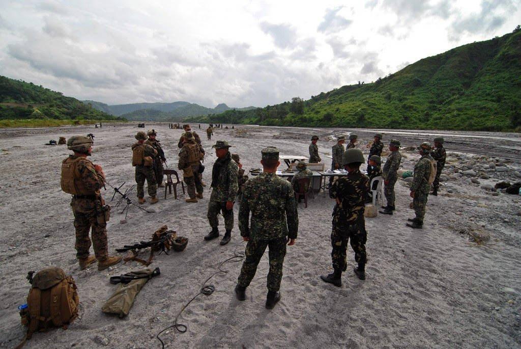 Філіппіни вирішили розірвати угоду з США про військові навчання