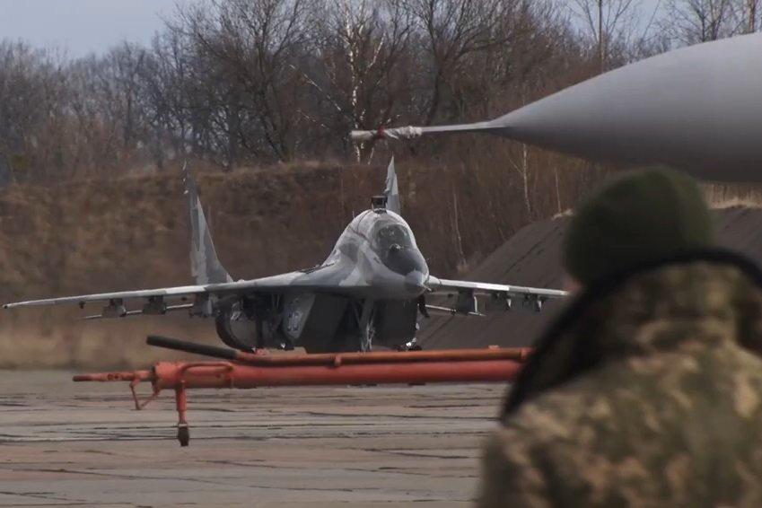 Польоти «кримської» бригади на Волині