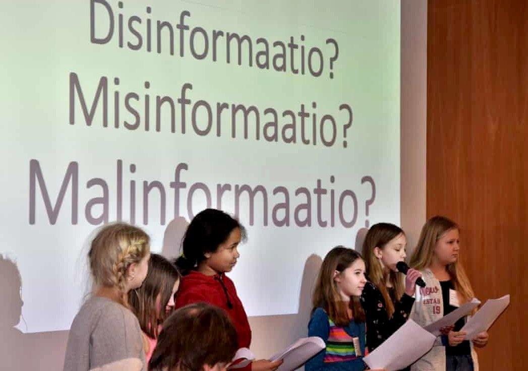 Як фінських дітей навчають протистояти дезінформації