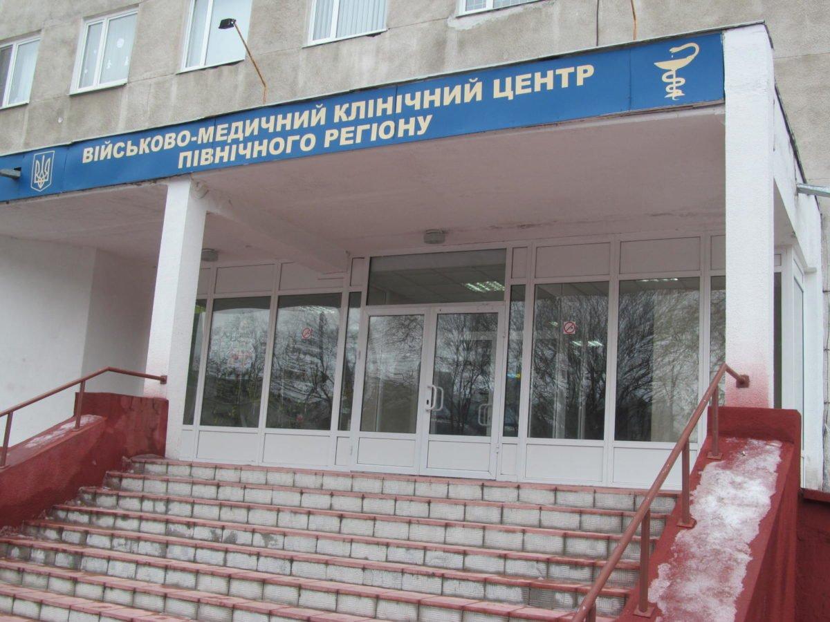 Постраждалі на Луганщині бійці продовжують лікування у Харкові