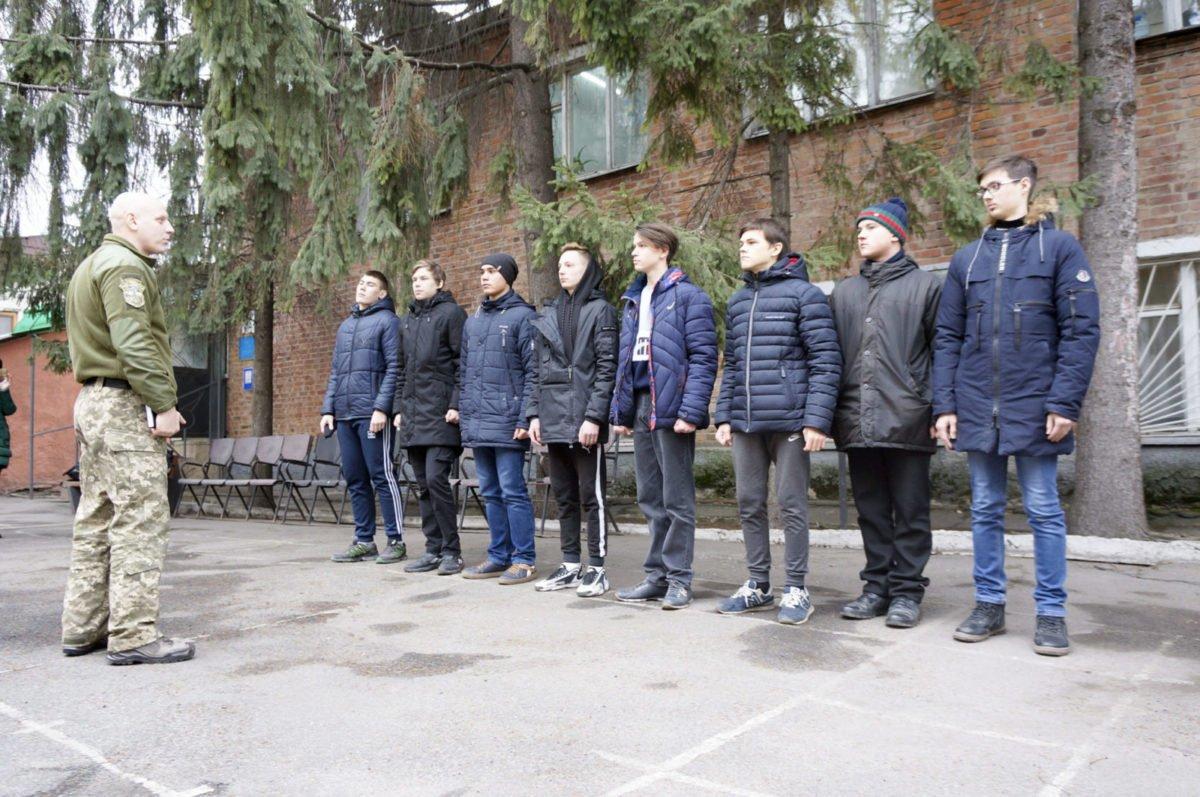 300 юнаків на Харківщині вже вирішили вступити до військових вишів