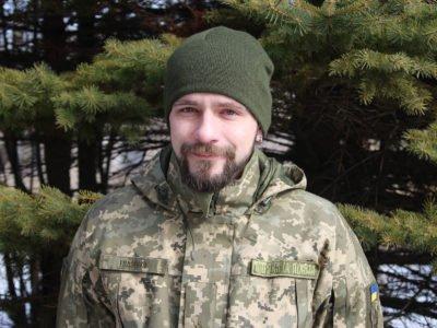 Як Олексій Годзенко військовим журналістом став