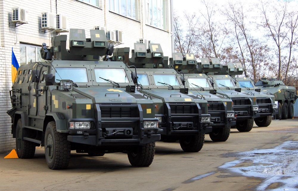 Як формується ціна на бронеавтомобіль «Козак-2»