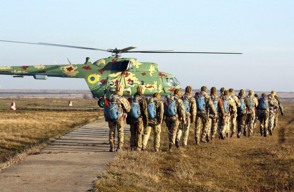 У Збройних Силах України створено нові командування