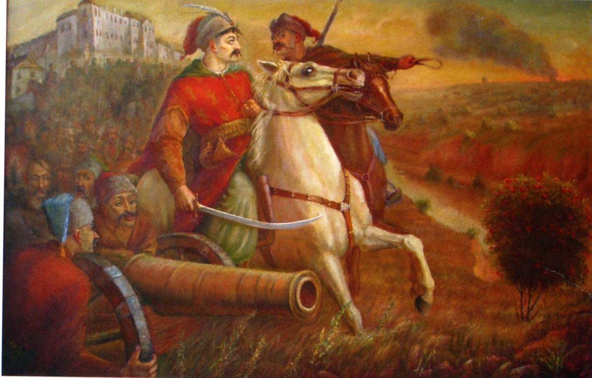356 років тому загинув Іван Богун, чиє життя було наповнене битвами за Україну