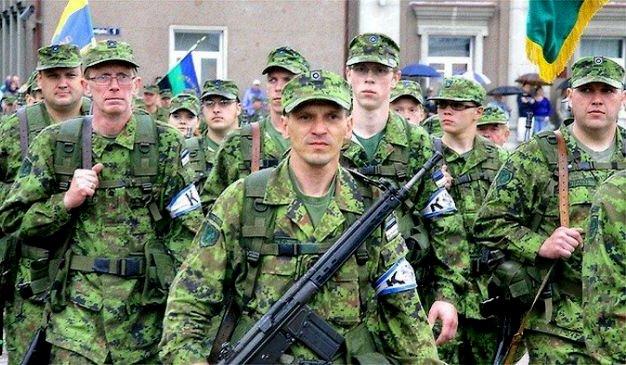 У Херсонській області створять територіальну оборону за естонським зразком