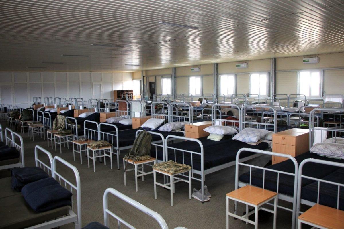 150 курсантів Військової академії переселилися у нову казарму