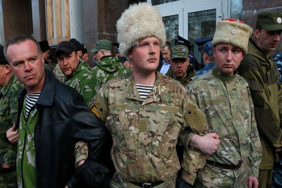 Прокуратура встановила понад 1300 осіб із НЗФ «Самооборона Севастополя»