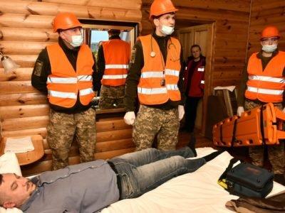 Військові медики позмагались у «Кременецьких медичних ралі»