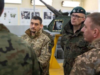 Оперативна сумісність логістичного забезпечення НАТО на прикладі ЗС Польщі